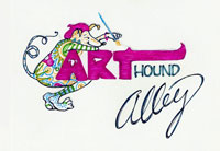 Art Hound Alley